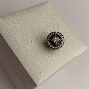 PANDORA Vintage Allure Charm, Silver